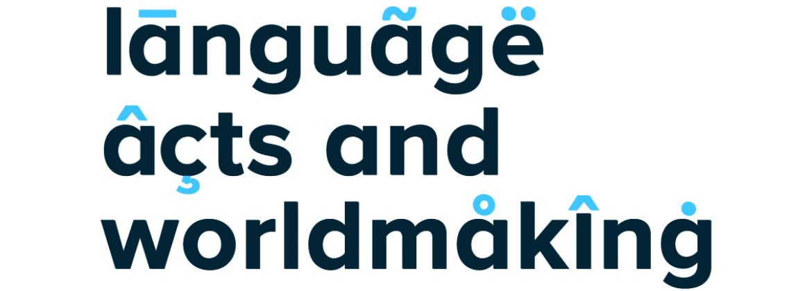 Language Acts Worldmaking-LOGO