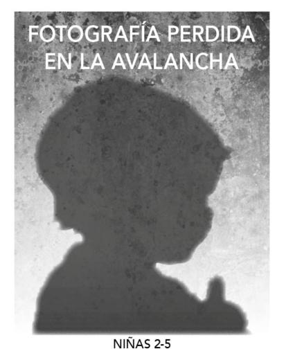 Perdida en la Avalancha-niñas-(2-5)-armandoArmero